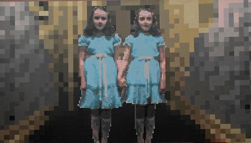 """Grady's twins"" par Mr Kitsh"
