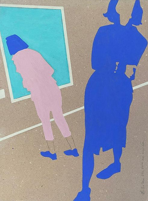 """L'exposition n°1"" par Patrick Cambolin"