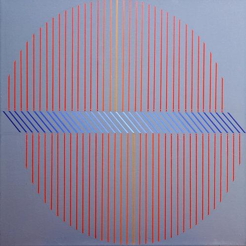 """""""Spazio fratturato"""" par Romano Zanotti"""