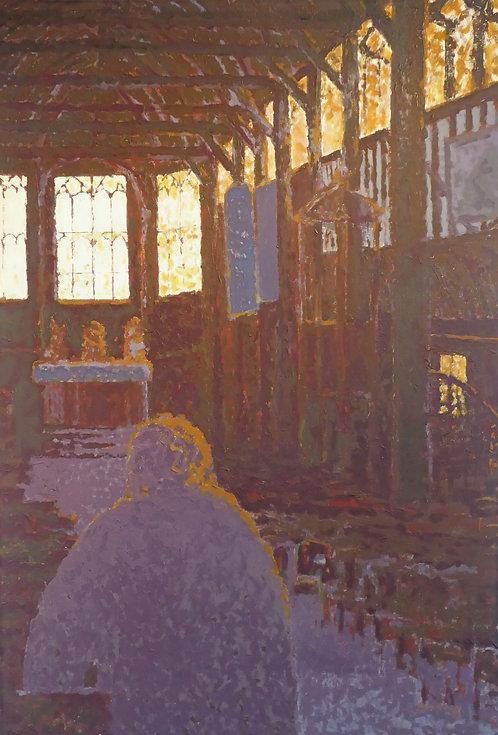 """""""La prière dans l'eglise"""" par Frederic Brandon"""