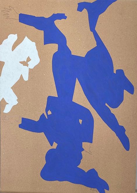 """Jump"" par Patrick Cambolin"