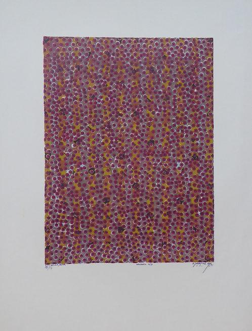 """""""Litografia N°7"""" par Antonino Virduzzo"""