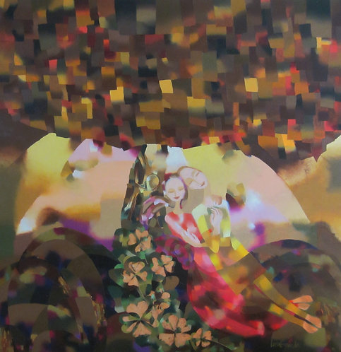 """Le toit"" par Luisa-Fernanda DEBARNOT"