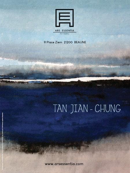 Affiche Tan Jian-Chung 60x80