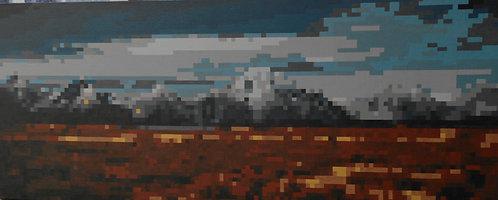 """""""Landscape"""" par Mr Kitsh"""