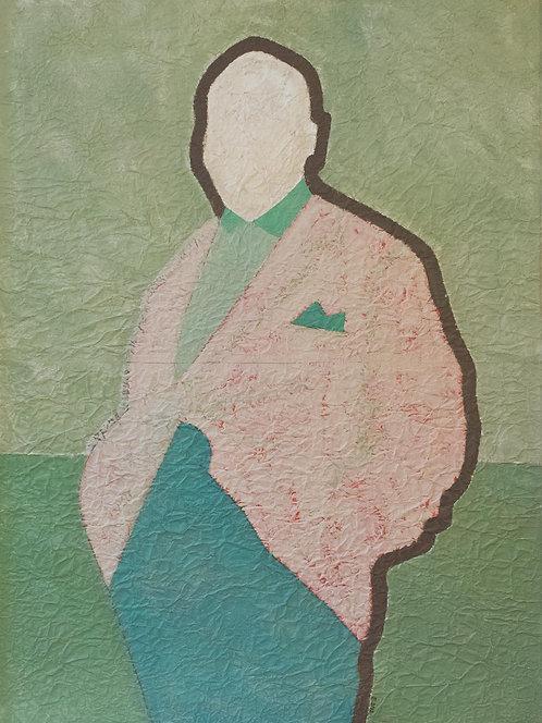 """""""Connu, inconnu N°1"""" par Patrick Cambolin"""