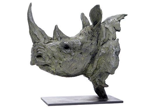 """""""Rhinoceros noir"""" par Pierre-Jean CHABERT"""