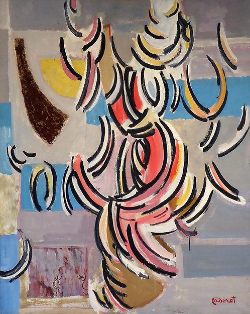 """""""Composition"""" par Michel Cadoret"""