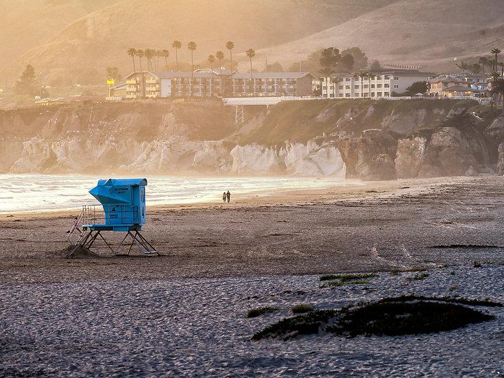 SUNSET PISMO BEACH