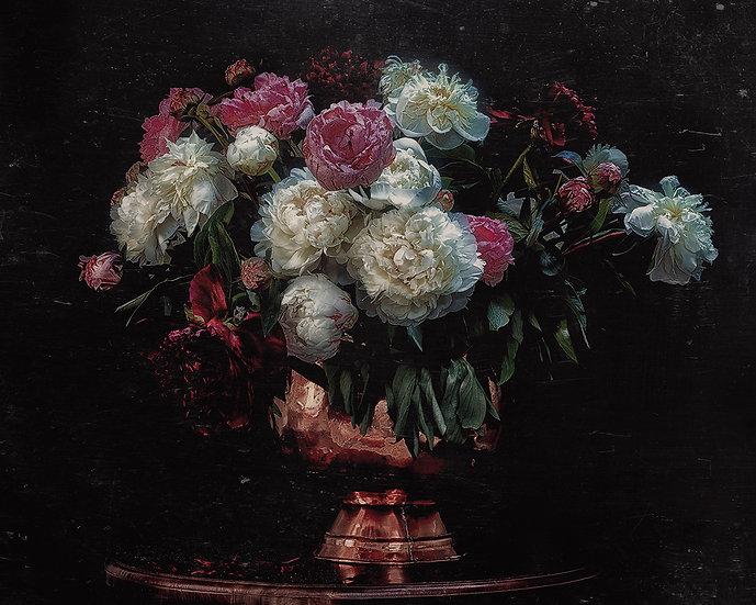 Kopie van Kopie van Flowers IV