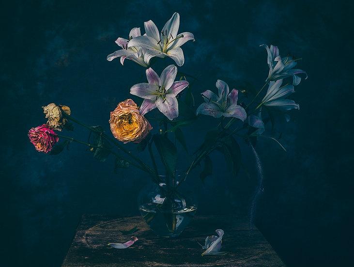 Stillleven bloemen, Wallpics.nl