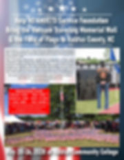 Vietnam Traveling Memorial Wall Flyer.jp