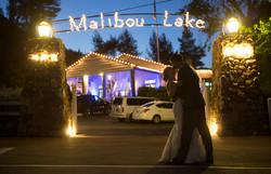 Malibou Lake Wedding