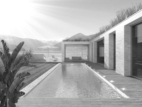 Nuovo complesso residenziale sul lago Maggiore