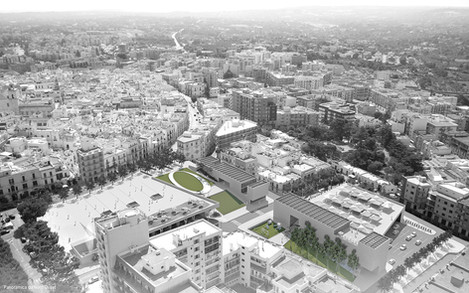 Nuovo spazio pubblico a Putignano