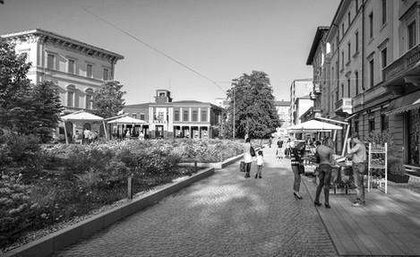 Nuovo sistema di mobilità e spazio pubblico - Luino