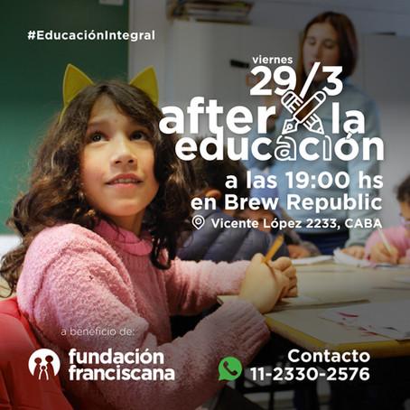 #NoEsUnCuento: campaña de Educación Integral