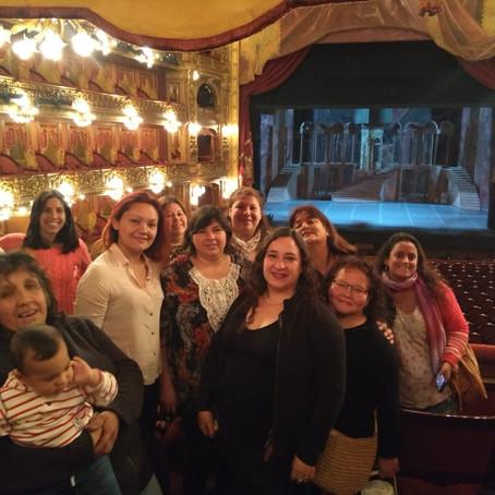 visita al Teatro Colón