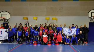 В Лиссабоне успешно прошёл 1-й день Семинара-тренировки по СМБ для инструкторов и судей, а также для