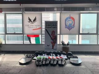 В Абу-Даби в ОАЭ бодро прошёл Зимний Кубок по СМБ!