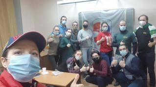 13-14 февраля в Москве успешно прошёл 87-ой СЕМИНАР для инструкторов и судей по СМБ!