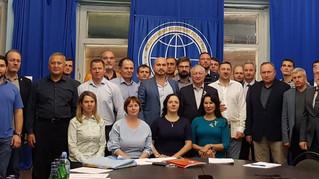 14 октября 2020 Состоялась отчётно-выборная конференция СННВС России