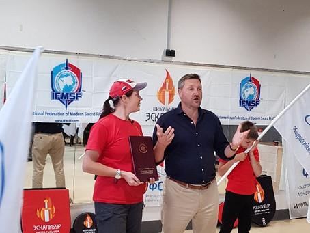 2 сентября 2020 состоялось торжественное празднование 10-летнего ЮБИЛЕЯ Международной школы рыцарей