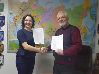 13 января 2020 Подписано Соглашение о сотрудничестве между ФСМБР и ВПЦ ВЫМПЕЛ!