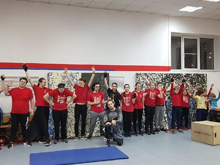 Новый СМБ ГОД 2021 успешно НАЧАЛСЯ в Школе рыцарей ЭСКАЛИБУР в Москве