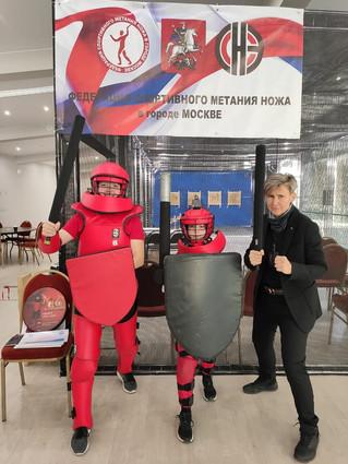 """Выступление по СМБ на выставке """"АРСЕНАЛ"""" в Москве"""