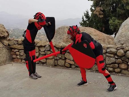 """Новое отделение Международной Школы рыцарей """"ЭСКАЛИБУР"""" теперь работает в Сан-Диего в США."""