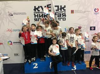 С 7 по 9 февраля 2020 года успешно прошел 8-й Чемпионат России по СМБ 2020 в рамках 10-го Международ
