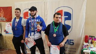 Впервые, представитель Чеченской Республики принял участие в 9-м Кубке России по СМБ 2021 в Москве.