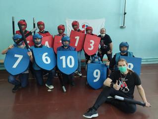 МАСТЕР-КЛАСС по Командным боям 5×5 для 300+ ребят 5х-6х классов!