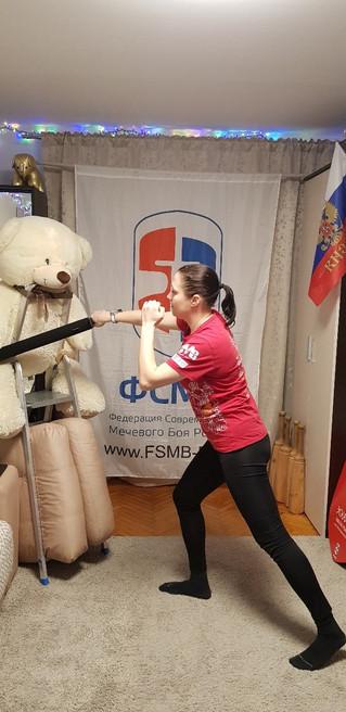 Тренировки по СМБ - Современному Мечевому Бою ОНЛАЙН
