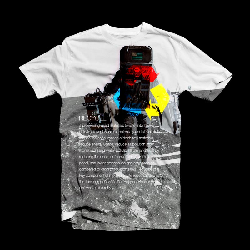 New Design Print T-Shirt