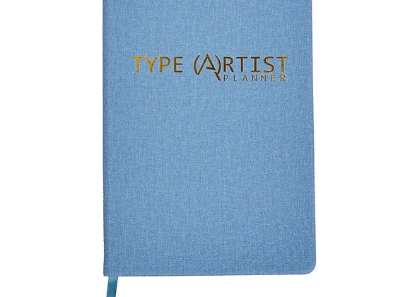 Undated Type(A)rtist Planner