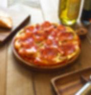 ベーシックピザ