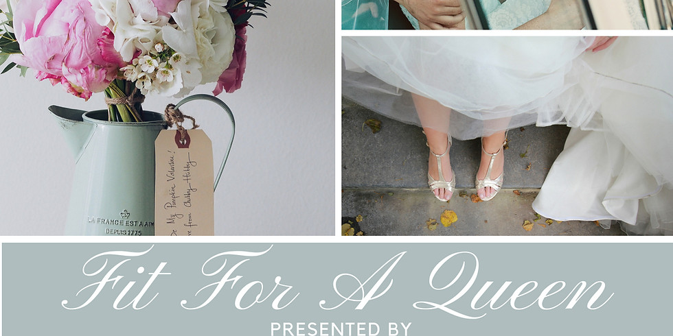 FIT FOR A QUEEN: Planning your wedding with Miss America 2010!