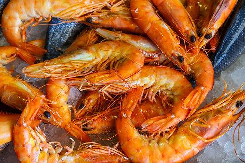 Shrimp Head-On TG 30/40 - 380g