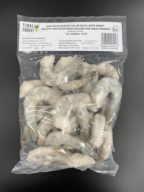 Extra Large Shrimp 16/20 OceanWise IQF 2 x 1lb