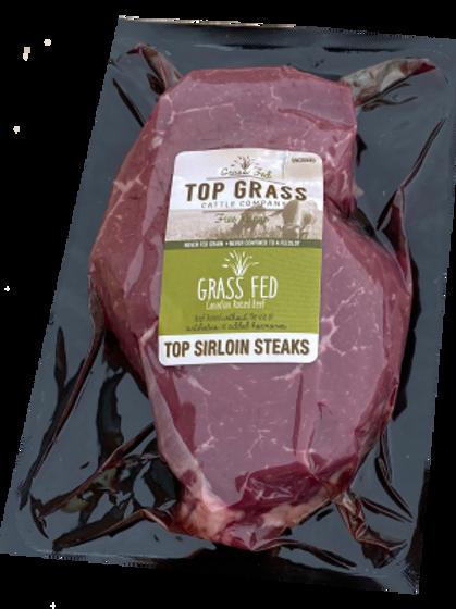 Beef Grass Fed - TG Top Sirloin  - 340 g