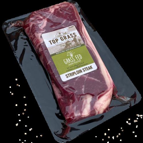 Beef Grass Fed - TG New York Striploins Steaks - 255 g