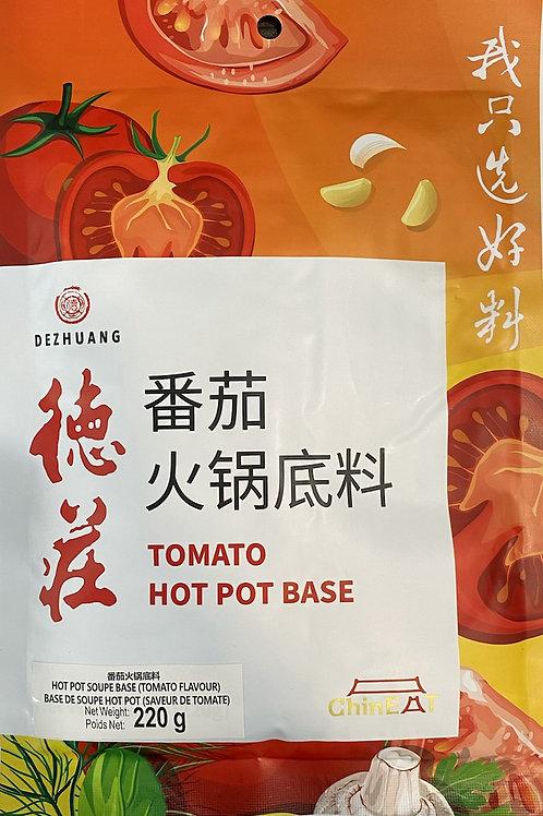 DZ Tomato Hot Pot Soup Base