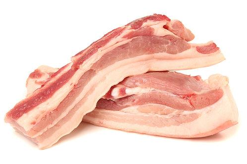 Pork Belly -SkinOn- 5 x 1 KG