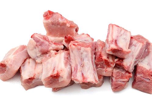 Pork Side Rib Cubes 1 KG