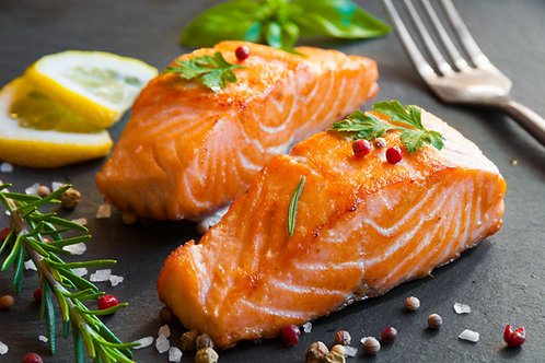 Salmon Fillets 4 x 6oz
