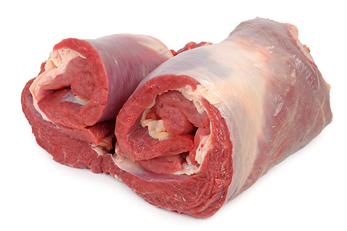Beef Flank Stew Meat - 1 KG