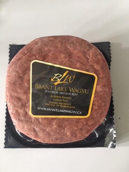 BLW Alberta Wagyu Beef Patties - BLW 4 Patties - 1.50 lb