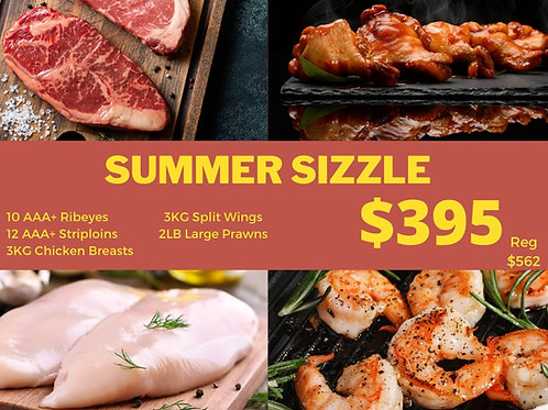 SUMMER SIZZLE COMBO